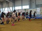 ダンスの披露(キッズダンスチーム)